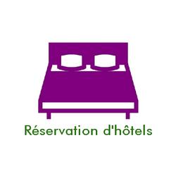 Réservation Hôtels